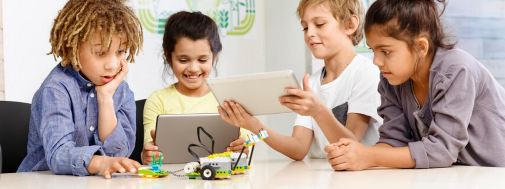 ¿Qué es WeDo 2.0 de LEGO® Education?