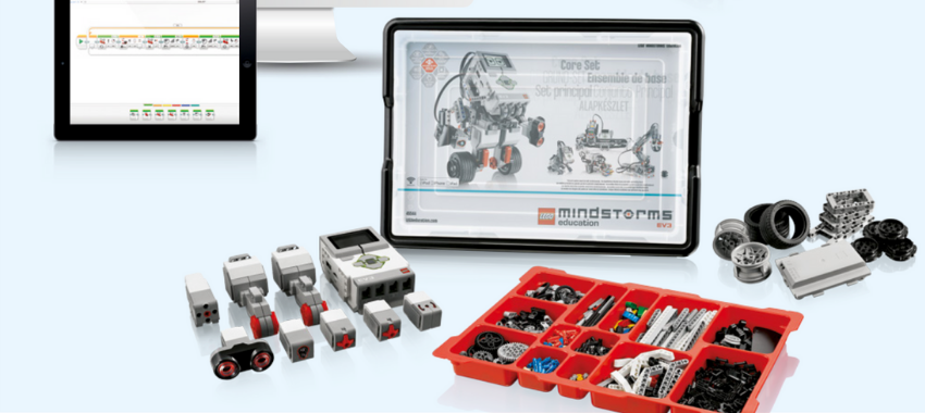 ¿Qué es MINDSTORMS EV3 de LEGO® Education?