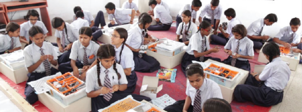 Así es como LEGO® Education impulsa STEM en la India