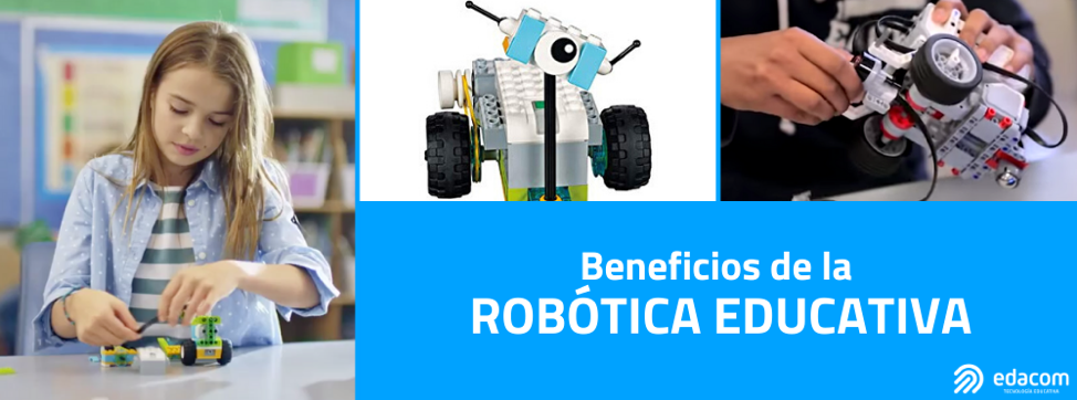 Beneficios de la robótica educativa